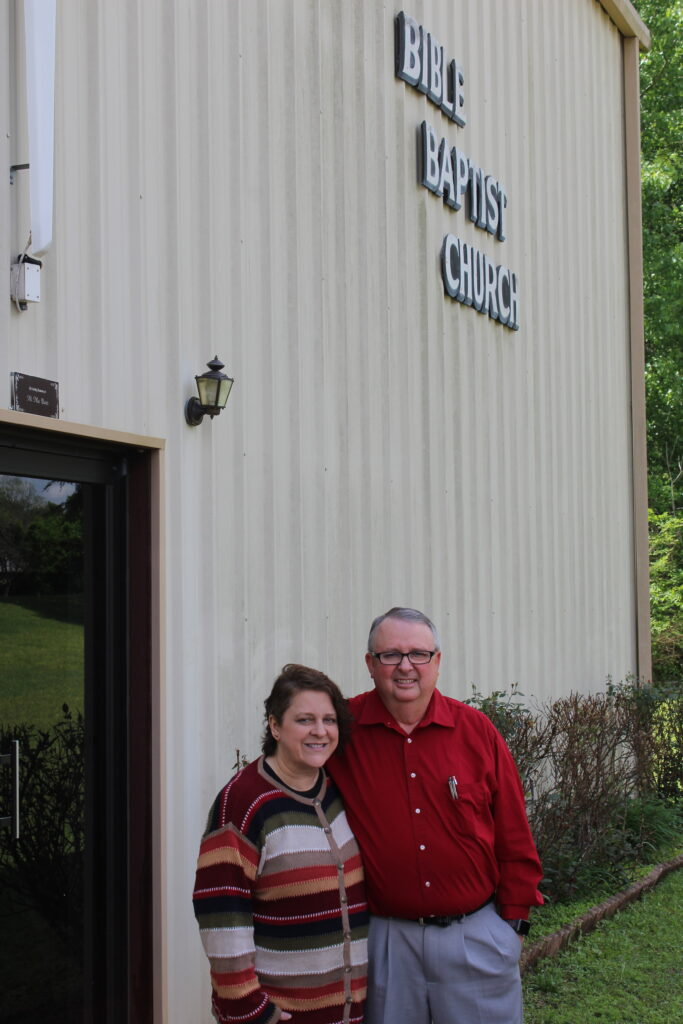 Pastor and Carmen Matlock